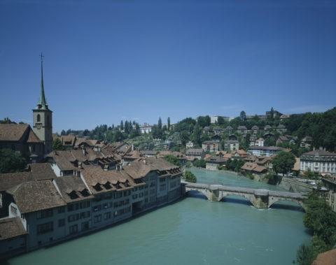 ベルンの町並 スイス