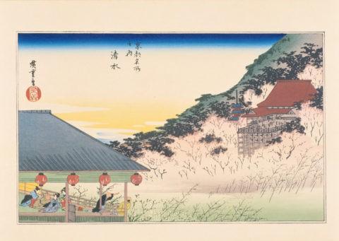 京都名所 清水