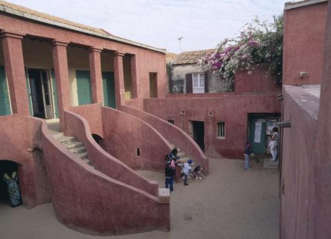 ゴレ島 奴隷の家