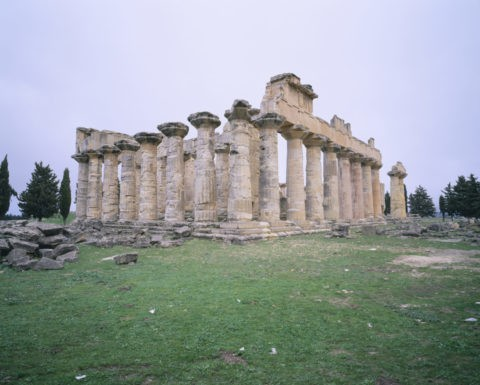 ゼウス神殿 W.H
