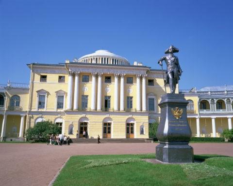 パブロフスク宮殿 W.H.