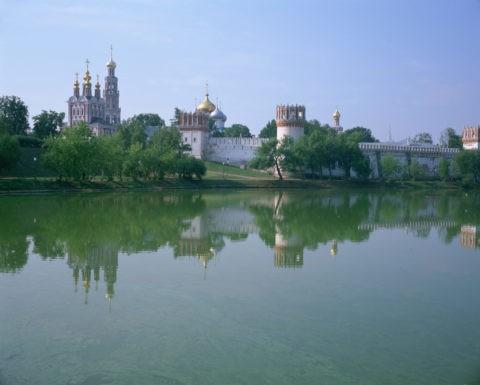 ノヴィデヴィッチ修道院