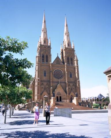 セントメリー大聖堂