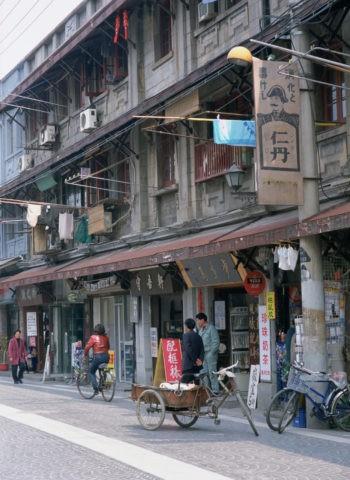 多倫路文化名人街 旧日本租界