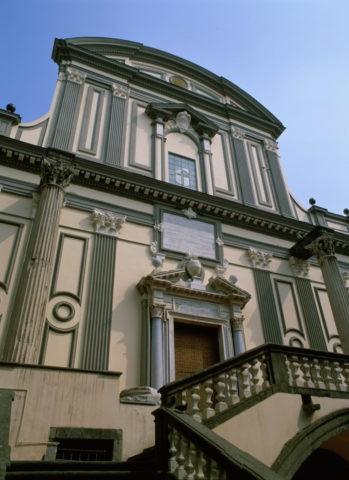 サン・パオロ・マッジョーレ教会 W.H.