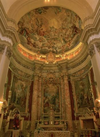 聖イグナチオ修道院 W.H.