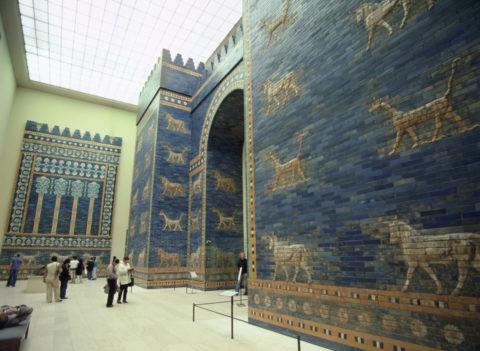 イシュタール門 ベルガモン博物館