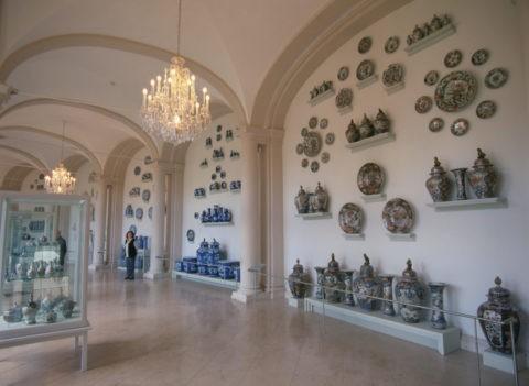 ツヴィンガー宮殿 陶磁器コレクション