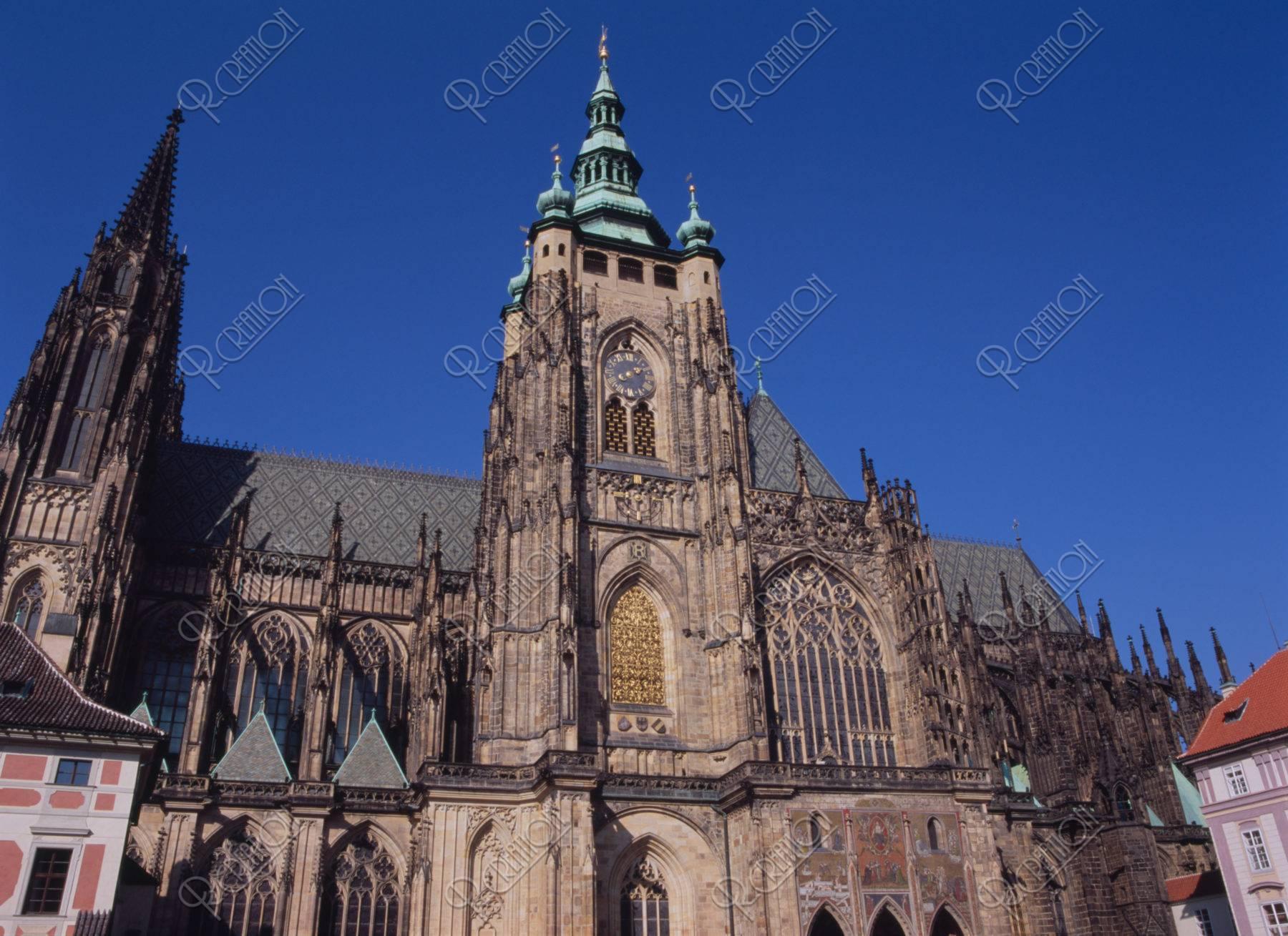 聖ヴィート大聖堂 W