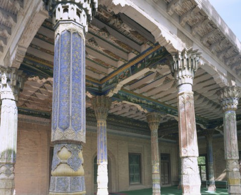 アパク・ホージャ墓 カシュガル