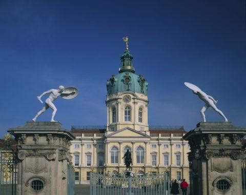 シャーロッテンブルグ宮殿 W