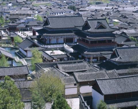 麗江古城 W.H.
