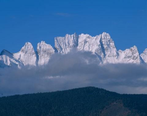 梅里雪山 W