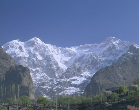 ウルタル山 フンザ