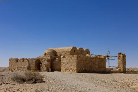 アムラ城 世界遺産