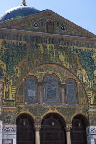 ウマイヤモスク 世界遺産