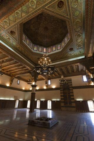 アレッポ城 宮殿 世界遺産