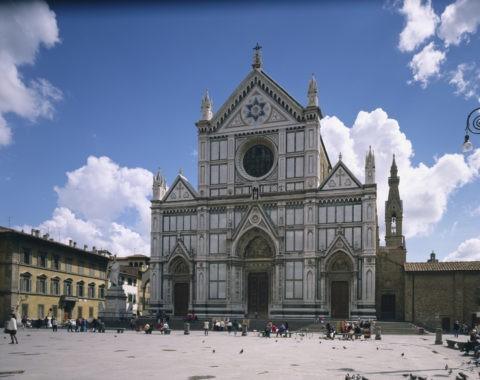 サンタマリアノベッラ教会 イタリア