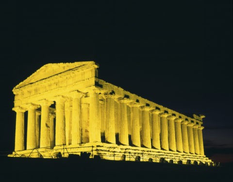 アグリジェントコンコルディア神殿