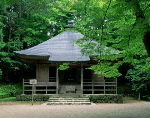 中尊寺経堂