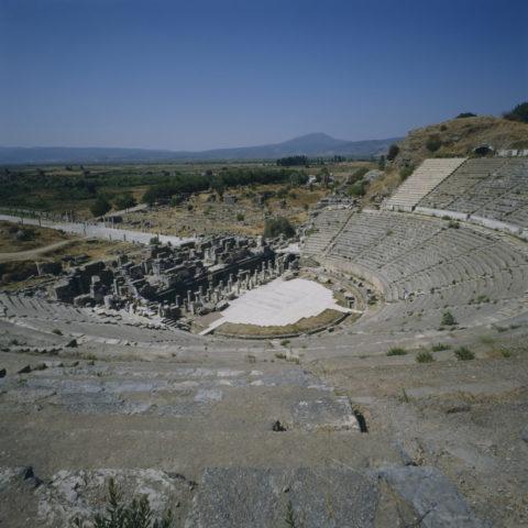 エフェソス トルコ