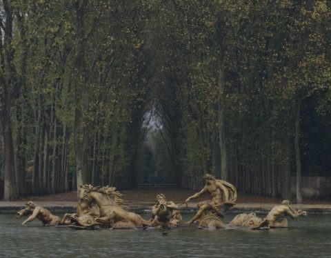 アポロンの噴水 フランス
