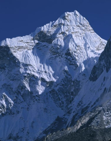 アマダブラム 6856m