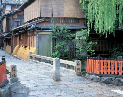 祇園白川付近 京都