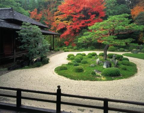 曼殊院の秋 京都