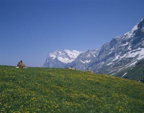 クライネシャイデック スイス