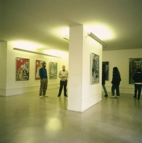 ピカソ美術館内 バルセロナ スペイン