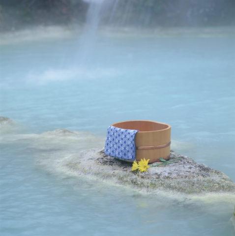 露天風呂白骨温泉泡の湯