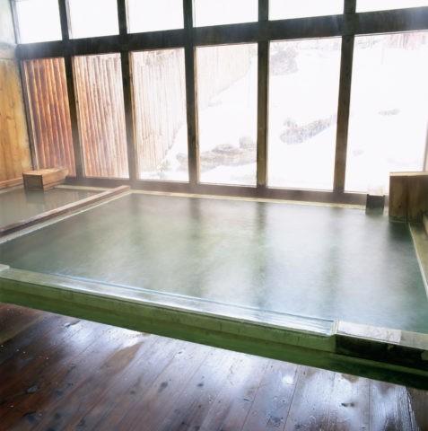白骨温泉長野県