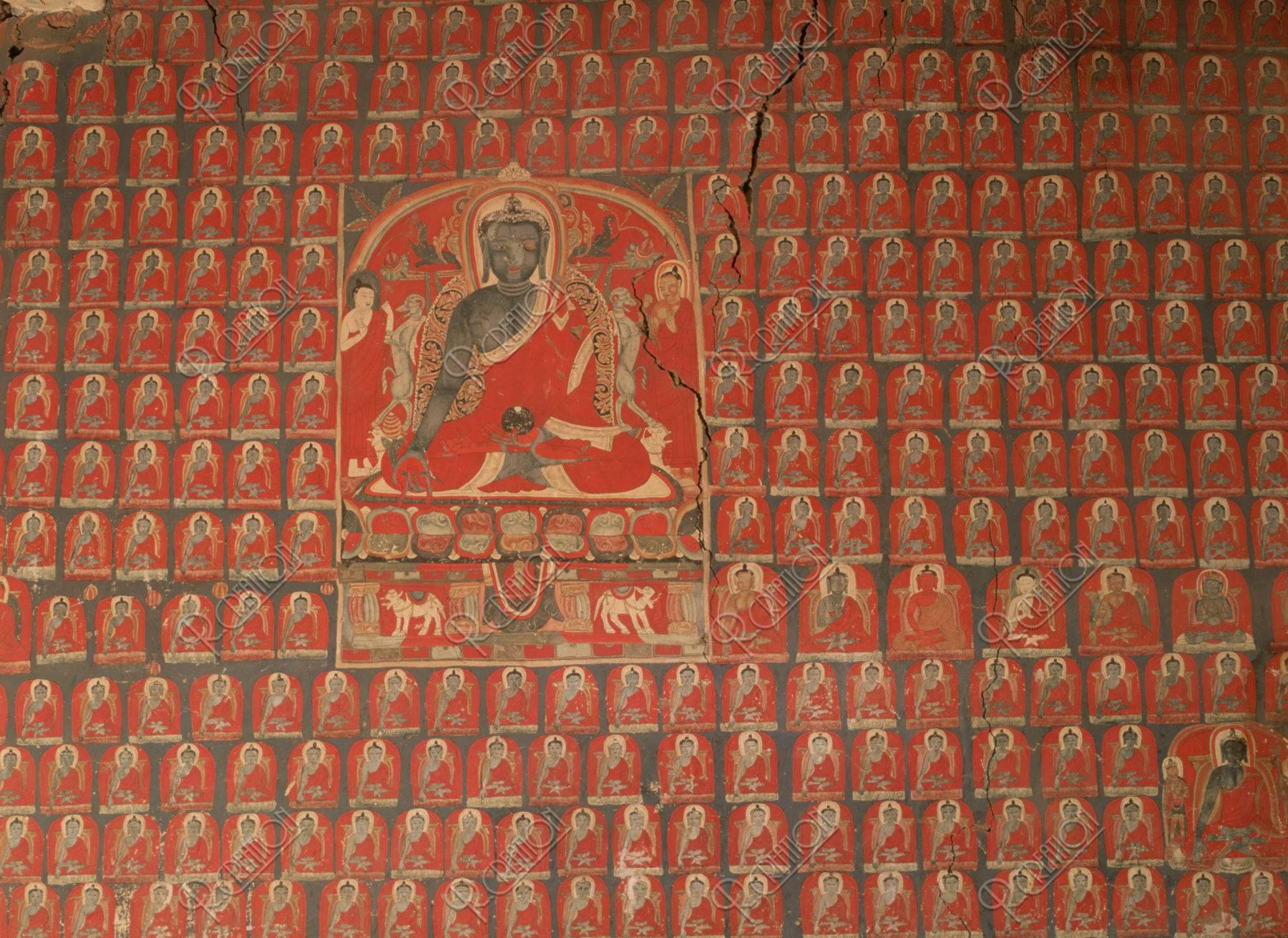 マンダラ アルチ僧院 ラダック インド
