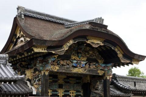 西本願寺 唐門 世界遺産