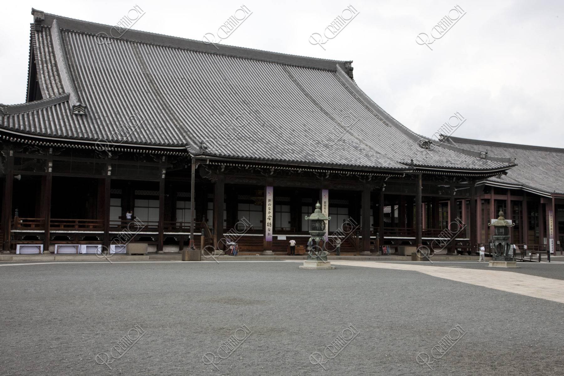 西本願寺 阿弥陀堂 世界遺産