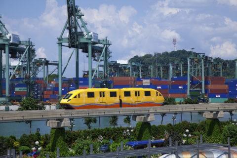 シンガポール セントーサ・エクスプレス