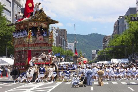 祇園祭 巡行