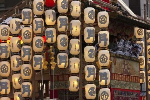 祇園祭 宵山 月鉾