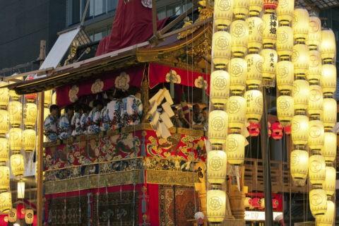 祇園祭 宵山 長刀鉾