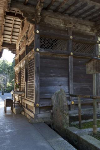 三井寺 閼伽井屋