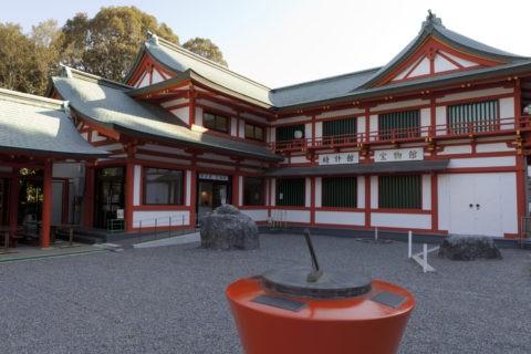 近江神宮 時計博物館