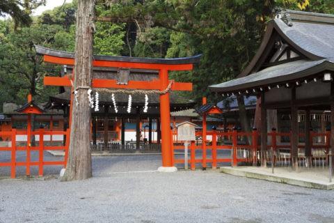 吉田神社 本社