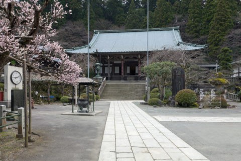 最乗寺 本堂