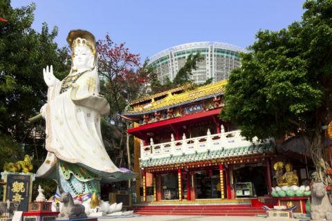 香港 天后廟
