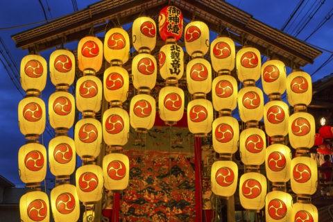 祇園祭 北観音山