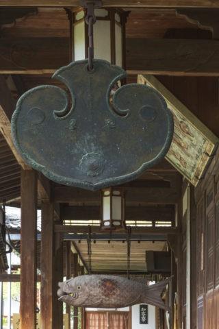 萬福寺 雲版