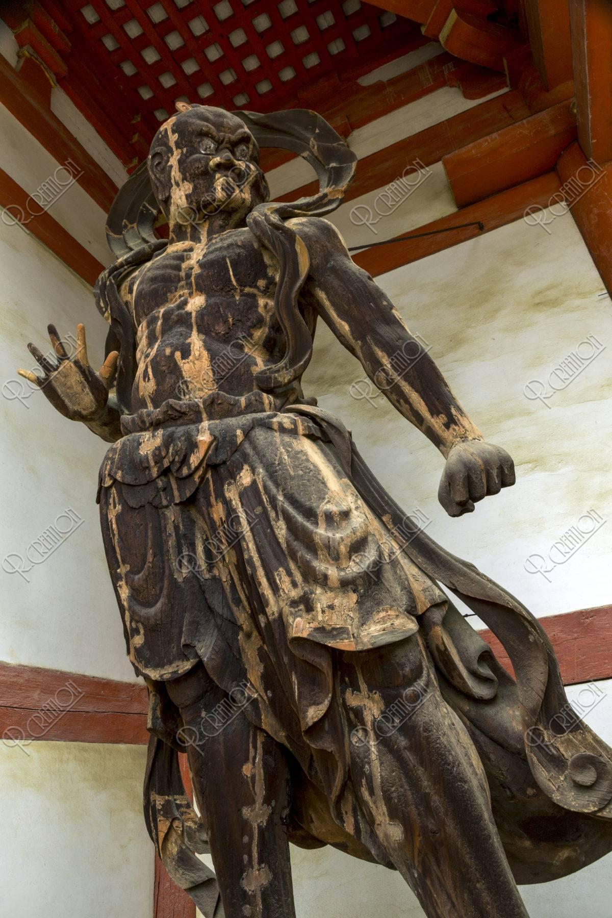 醍醐寺 金剛力士像