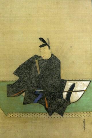 藤原定家 肖像画