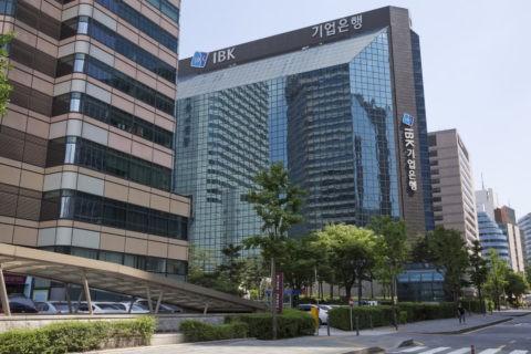 ソウル ビジネス街